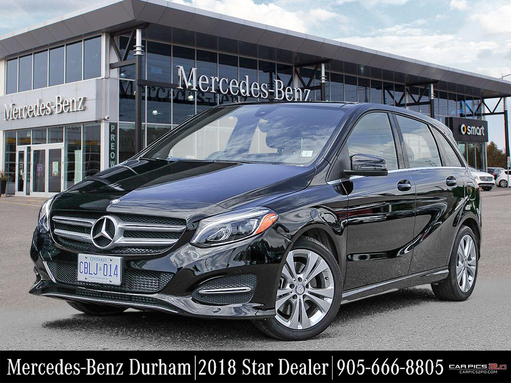 new 2018 mercedes benz b class b250 sports tourer in whitby i57815 mercedes benz durham. Black Bedroom Furniture Sets. Home Design Ideas